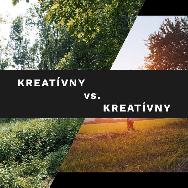 Kreatívne video