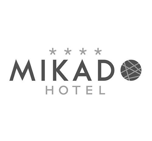 Logo hotela Mikádo v Nitre