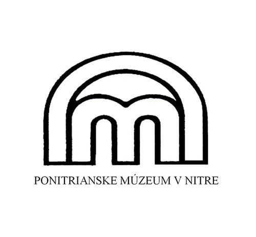 Logo Ponitrianskeho múzea v Nitre