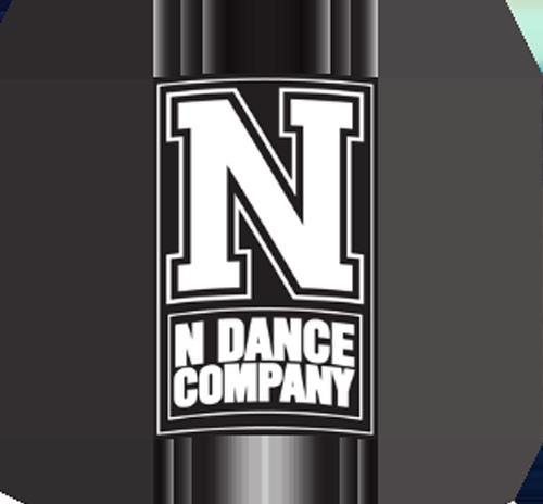 Logo tanečnej školy NDANCE COMPANY