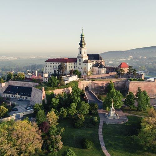 Výroba propagačného videa pre Nitriansky hrad