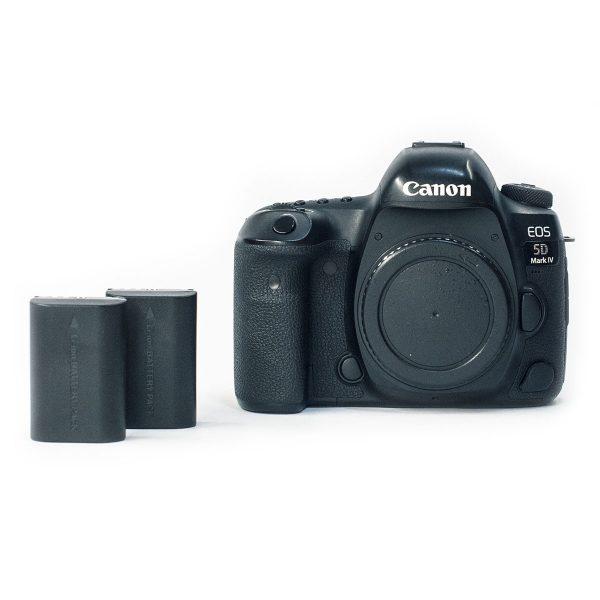 Prenájom fotoaparátu Canon 5D mark IV v Nitre