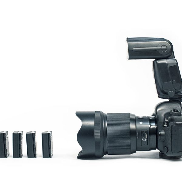 Prenájom fotografického portrétneho setu canon 5d mark IV
